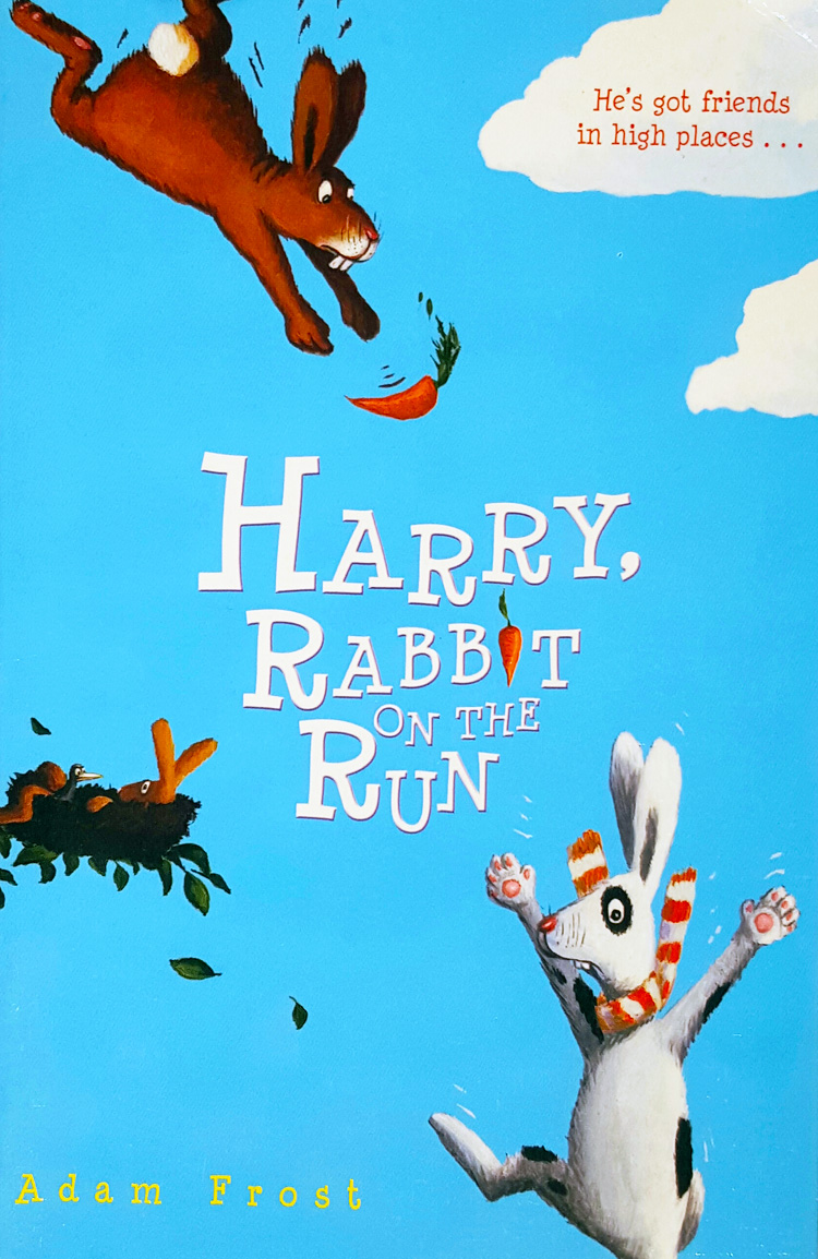 harry rabbit
